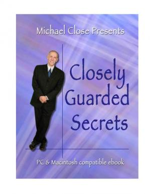 Book cover Closely Guarded Secrets