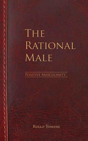 Book cover The Rational Male - Positive Masculinity
