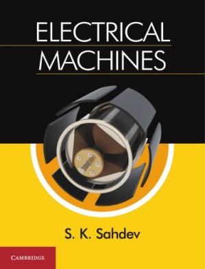 Book cover Electrical Machines