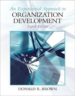 Book cover Experiential Approach to Organization Development
