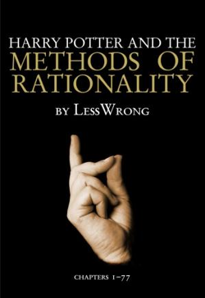 Book cover Harry Potter and the Methods of Rationality 1–77