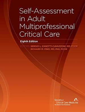Buchdeckel Self-Assessment in Adult Multiprofessional Critical Care