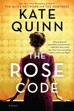 Book cover The Rose Code