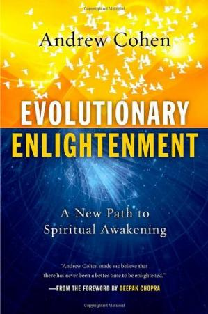 Book cover Evolutionary Enlightenment: A New Path to Spiritual Awakening
