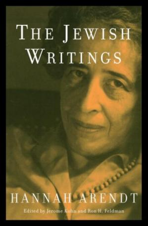 Book cover The Jewish Writings