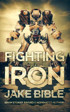Korice knjige Fighting Iron