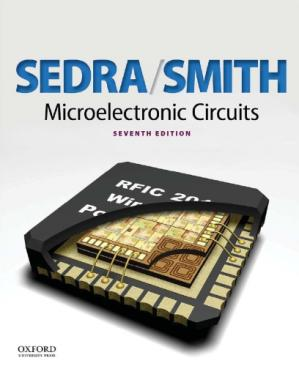 Book cover Microelectronic Circuits