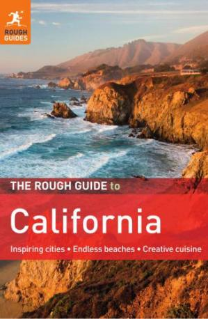 Sampul buku The Rough Guide to California