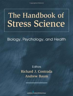 Copertina The Handbook of Stress Science: Biology, Psychology, and Health