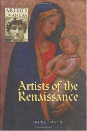 书籍封面 Artists of the Renaissance