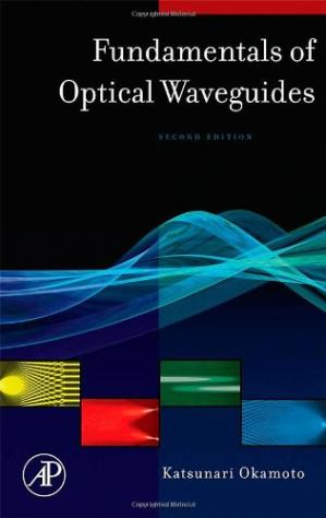 Book cover Fundamentals of optical waveguides
