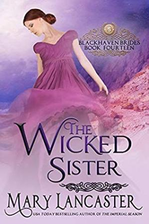Book cover The Wicked Sister