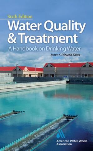 Copertina Water Quality and Treatment A Handbook on Drinking Water