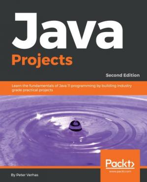 Book cover Java Projects