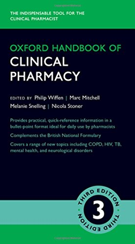 Book cover Oxford Handbook of Clinical Pharmacy