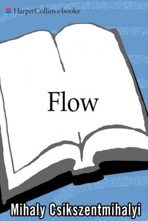 Book cover Flow - The Psychology of Optimal Experience