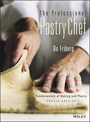Book cover The Professional Pastry Chef: Fundamentals of Baking and Pastry