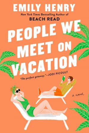 Book cover People We Meet On Vacation