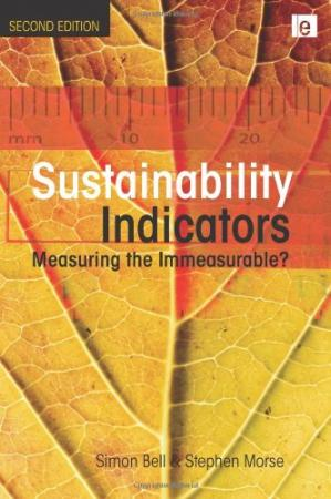 Book cover Sustainability Indicators: Measuring the Immeasurable