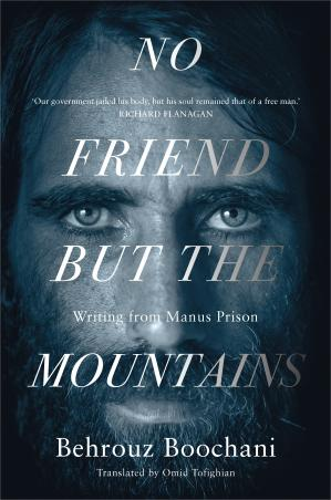 Book cover No Friend But the Mountains