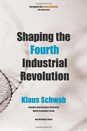 Book cover Shaping the Fourth Industrial Revolution