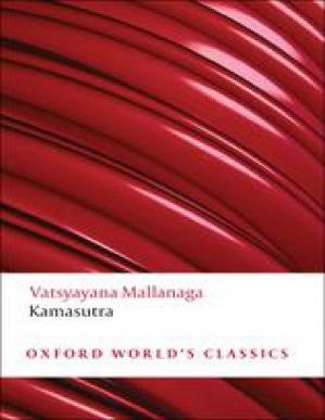 Book cover Kamasutra (Oxford World's Classics)