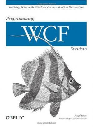 Book cover Programming WCF Services