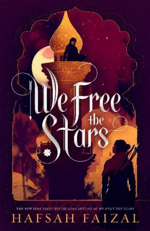 Book cover We Free the Stars