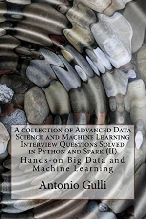 书籍封面 A collection of Advanced Data Science and Machine Learning Interview Questions Solved in Python and Spark  (II): Hands-on Big Data and Machine ... Programming Interview Questions) (Volume 7)