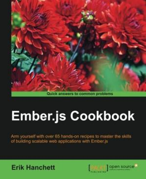 Book cover Ember.js cookbook