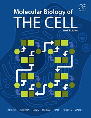 Sampul buku Molecular Biology of the Cell