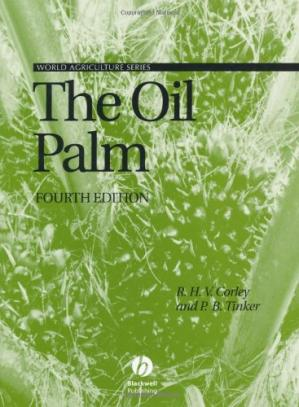 Обложка книги The Oil Palm (World Agriculture Series)