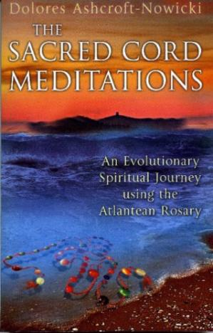 Book cover The Sacred Cord Meditations