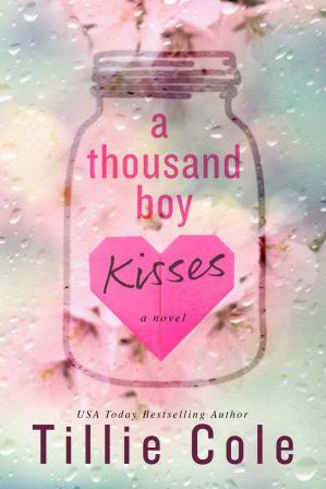 Book cover A Thousand Boy Kisses