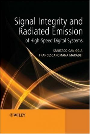 Buchdeckel Signal integrity and radiated emission of high-speed digital systems