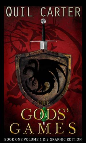 Book cover The Gods' Games Volume 1 & 2 (The Gods' Games Series)