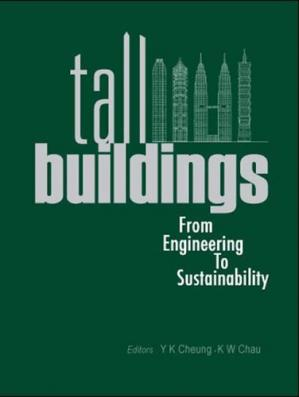Book cover Tall Buildings: From Engineering to Sustainability
