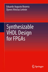 Book cover Synthesizable VHDL Design for FPGAs