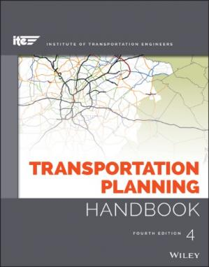 Book cover Transportation planning handbook