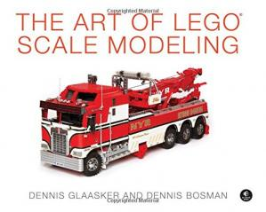 Book cover The Art of LEGO Scale Modeling