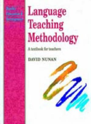 Book cover Language Teaching Methodology: A Textbook for Teachers