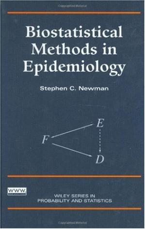 Обкладинка книги Biostatistical Methods in Epidemiology