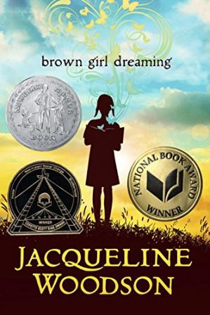 Book cover Brown Girl Dreaming