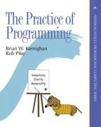 Book cover The Practice of Programming