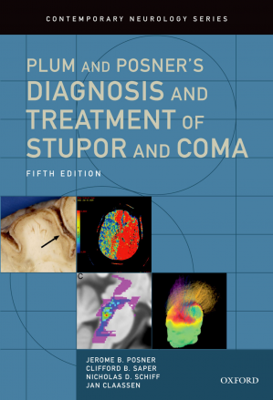 Book cover Plum and Posner's Diagnosis and Treatment of Stupor and Coma