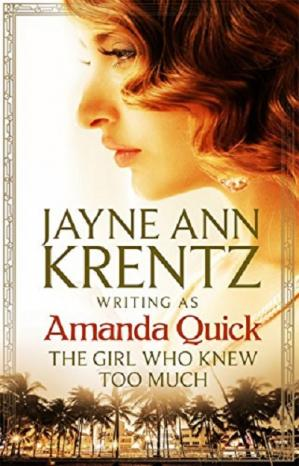 Portada del libro The Girl Who Knew Too Much