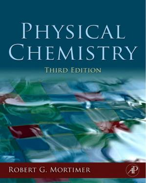 Book cover Physical Chemistry