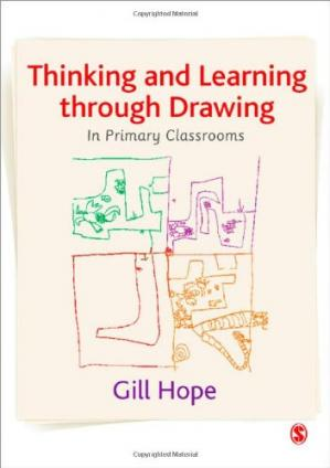 Okładka książki Thinking and Learning Through Drawing: In Primary Classrooms