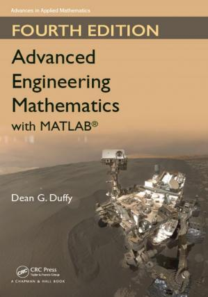 Portada del libro Advanced engineering mathematics with MATLAB