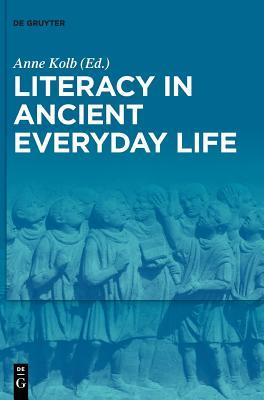 Copertina Literacy in Ancient Everyday Life